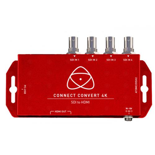 Atomos Connect Convert 4K SDI do HDMI