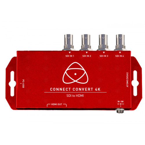 Atomos Connect Convert 4K SDI do HDMI