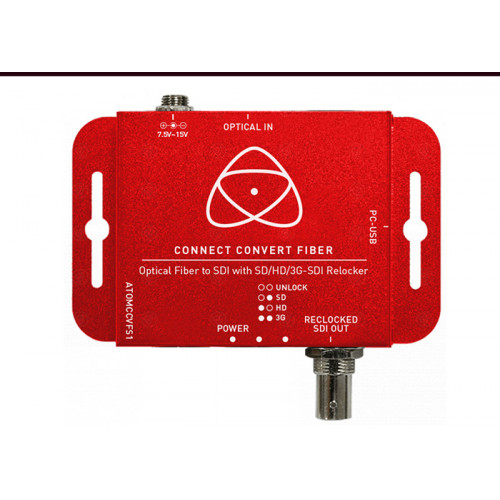 Atomos Connect Convert Fiber do SDI (EOL)