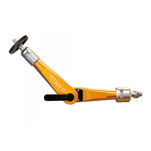 Bright Tangerine Titan Support Arm Slate Orange