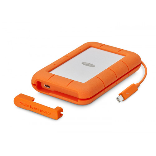 LaCie Rugged Secure USB-C 2TB (STFR2000403)