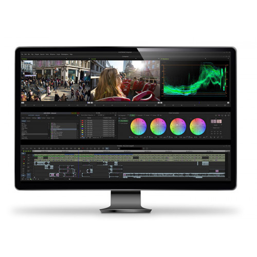 Avid Media Composer 1-Y Subscription Renewal (ESD)