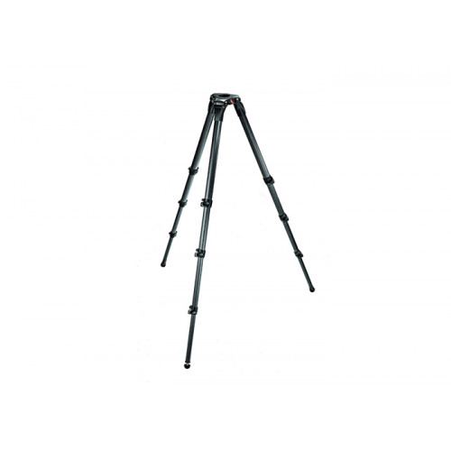 Manfrotto 536 Statyw wideo Carbon, gniazdo 100mm