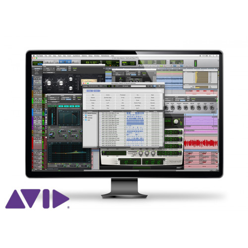 Avid Pro Tools Ultimate Perpetual Lic NEW (ESD) +