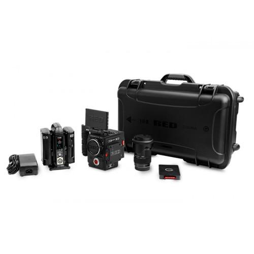 RED DSMC2 DRAGON-X 5K Camera Kit (710-0318)