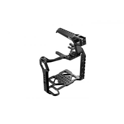 8Sinn Cage for Canon C70 + 8Sinn Black Raven Top Handle