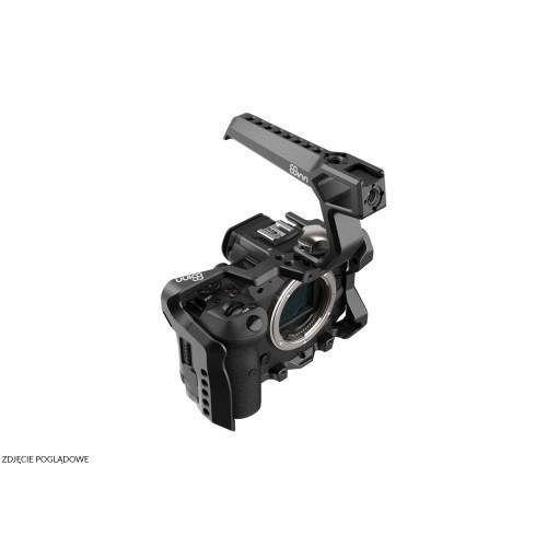 8Sinn Cage for Canon EOS R5/R6 + 8Sinn Black Raven Top Handle