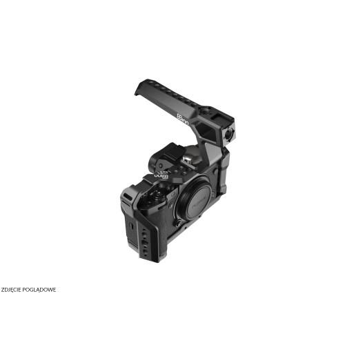 8Sinn Cage for Fuji X-T4 + 8Sinn Black Raven Top Handle