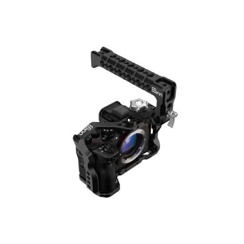 8Sinn Cage for Sony a7SIII + 8Sinn Top Handle Scorpio (Include 8-ANR28MMM)
