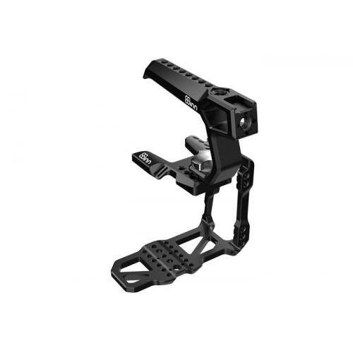 8Sinn Half Cage for BMPCC 6K Pro + 8Sinn Black Raven Top Handle