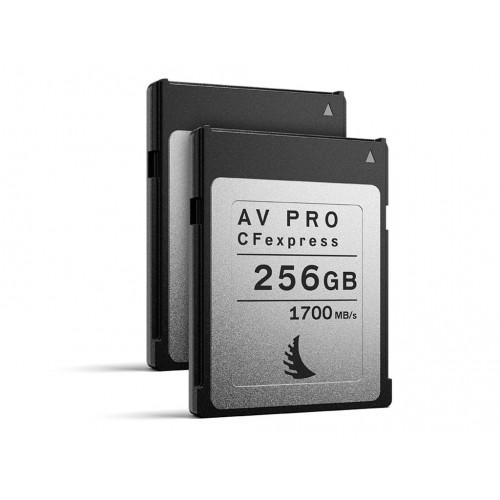 Angelbird AV PRO CFexpress 256GB, 2 pack