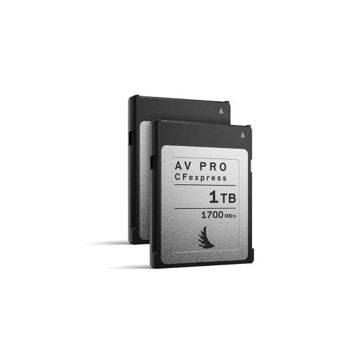 Angelbird AV PRO CFexpress 1TB, 2 pack