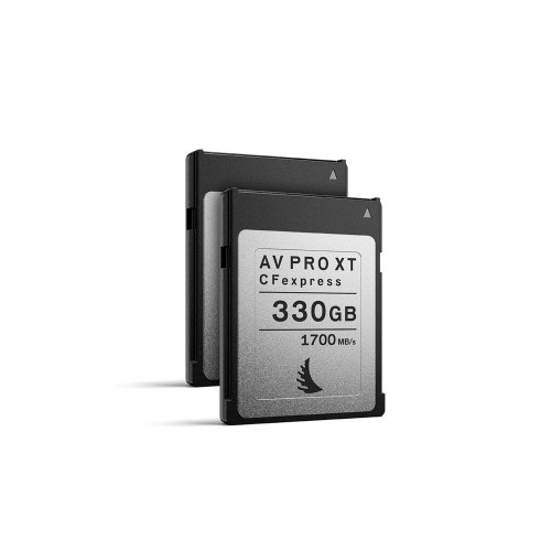 Angelbird AV PRO CFexpress XT 330GB, 2 pack