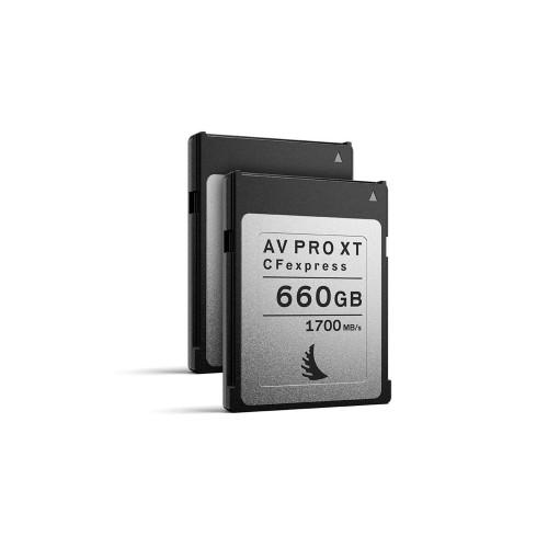 Angelbird AV PRO CFexpress XT 660GB, 2 pack