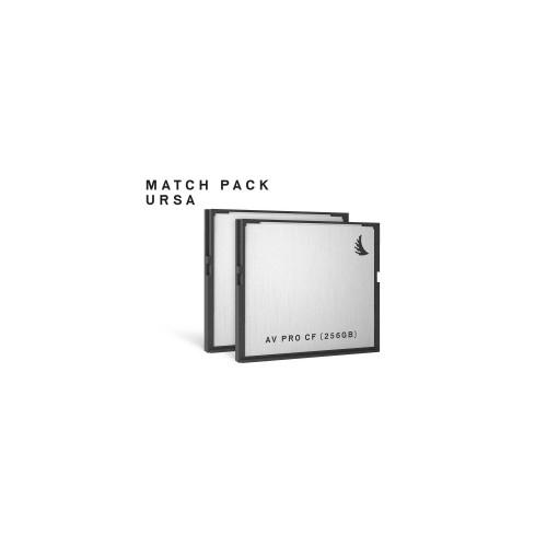 Angelbird CFast 2.0 Match Pack for Blackmagic URSA Mini 256GB 2er Pack