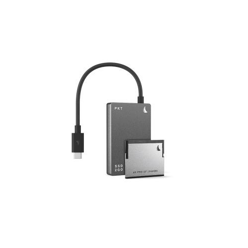 Angelbird Match Pack Blackmagic Pocket Cinema Camera 4K 256GB + SSD2GO PKT Grey 512GB
