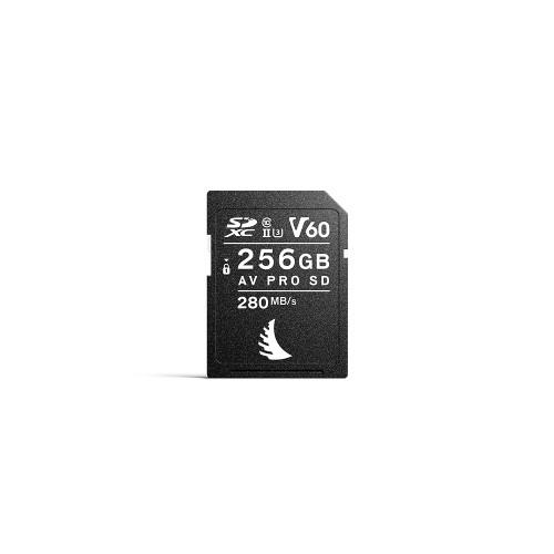 Angelbird SD Card AV PRO UHS-II 256 GB V60 2er Pack
