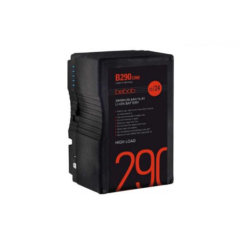 Bebob B290Cine B-Mount Battery 14,4V / 28,8V / 294Wh