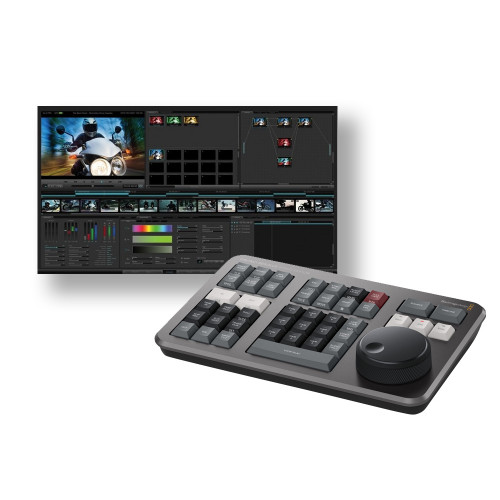 Blackmagic Design DaVinci Resolve Studio Dongle (klucz USB) + Speed Editor