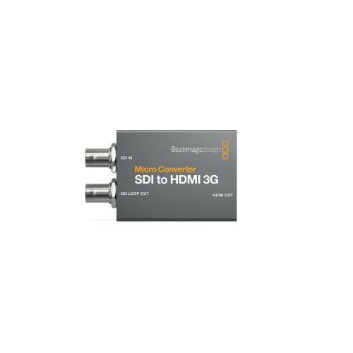 Blackmagic Design Micro Converter SDI to HDMI 3G wPSU