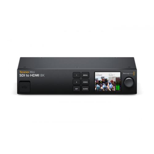 Blackmagic Design Teranex Mini - SDI to HDMI 8K HDR