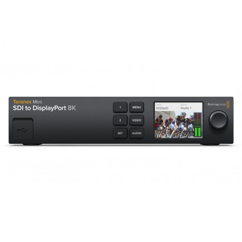 Blackmagic Design Teranex Mini SDI to DisplayPort 8K HDR