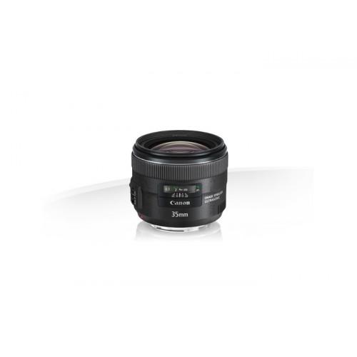 Canon LENS EF35MM F2 IS USM
