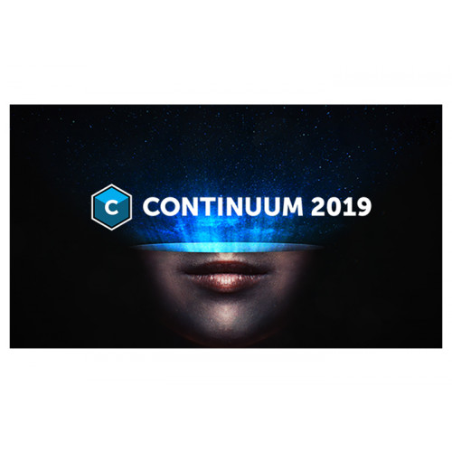 Boris FX Continuum 2019 Adobe/Apple/OFX upgrade z v. 1-10