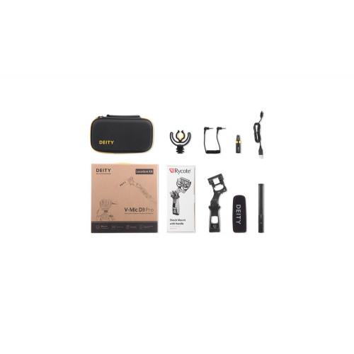 Deity Video Series V-MIC D3 PRO Location Kit