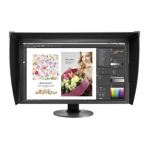 "EIZO CG2730-BK - monitor LCD 27"" ColorEdge"