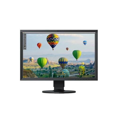 """EIZO CS2410-BK - monitor LCD 24"""" z licencją ColorNavigator"""