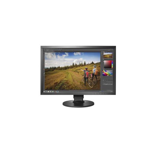 """EIZO CS2420-BK- monitor LCD 24"""" z licencją ColorNavigator"""