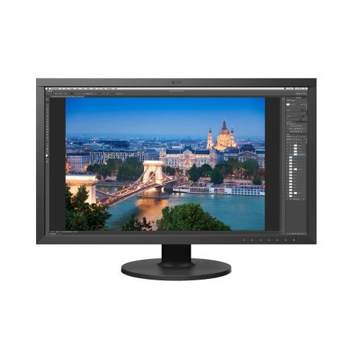 "EIZO CS2731-BK - monitor LCD 27"" z regulowaną stopką + licencja ColorNavigator"