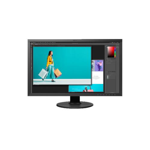 """EIZO CS2740-BK - monitor LCD 27"""" 4K z licencją ColorNavigator"""