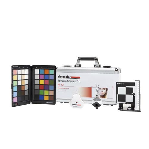 Datacolor SpyderX CAPTURE PRO - profesjonalny zestaw dla fotografa