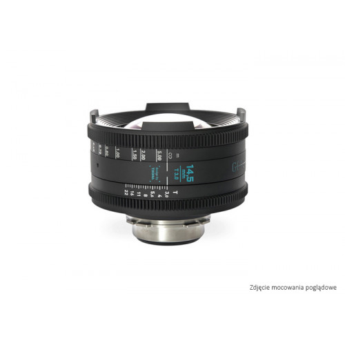 GECKO-CAM Genesis G35 14,5mm T3.0 MFT / metric
