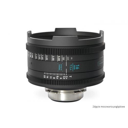 GECKO-CAM Genesis G35 16mm T2.5 MFT / metric