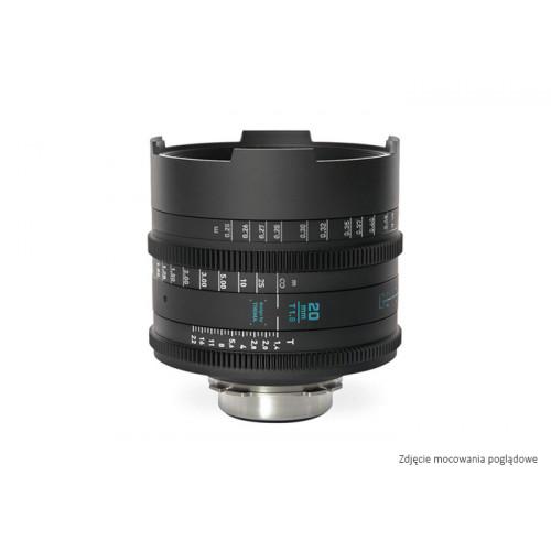 GECKO-CAM Genesis G35 20mm T1.8 MFT / metric