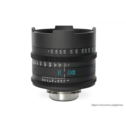 GECKO-CAM Genesis G35 25mm T1.4 F / metric