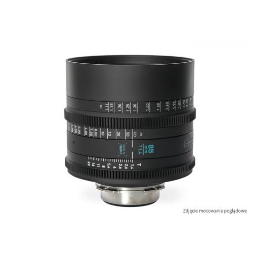 GECKO-CAM Genesis G35 85mm T1.4 MFT / metric