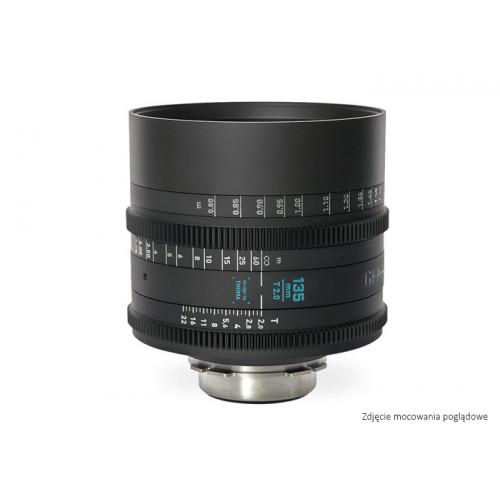 GECKO-CAM Genesis G35 135mm T2.0 MFT / metric