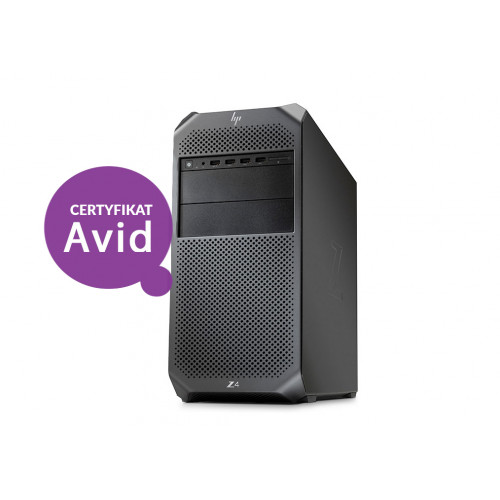 HP Z4 G4 i7-9800X/4x16GB/512TurbM2/P2000/Win10Pro64