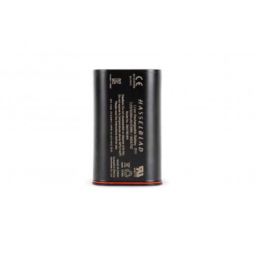 Hasselblad Battery for X System (High Capacity Li-ion Rechargeable)