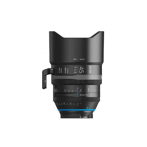 Irix Cine 45mm T1.5 for MFT