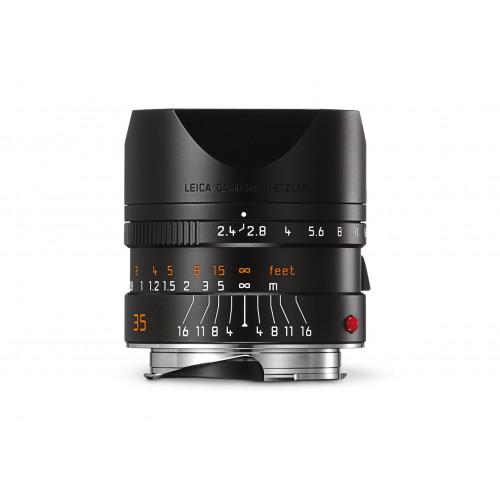 LEICA NOCTILUX-M 50 f/0.95 ASPH., black anodized finish