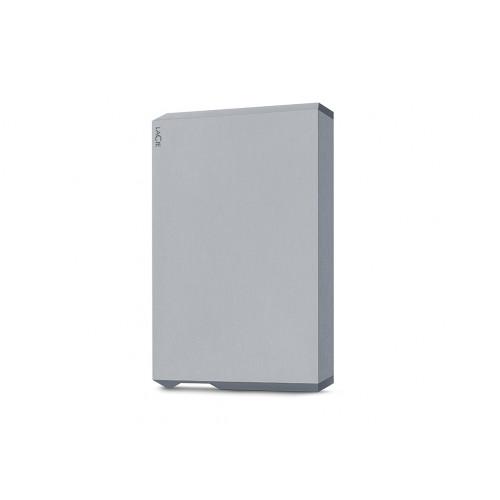 """LaCie 6,4cm(2,5"""") 4TB Mobile Drive USB-C Szary (STHG4000402)"""