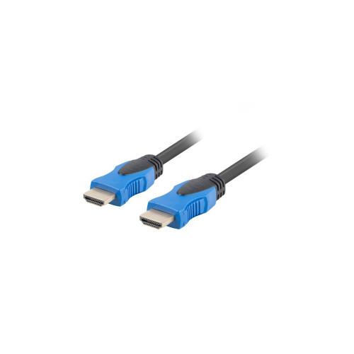 Lanberg Kabel HDMI M/M V2.0 1m pełna miedź