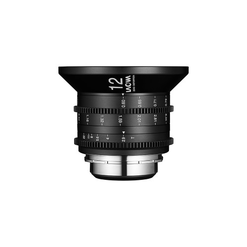 Laowa Obiektyw Venus Optics 12 mm T2,9 Zero-D Cine do Arri PL