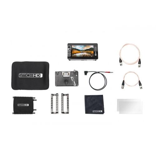 SmallHD 503 UltraBright Gold Mount Kit