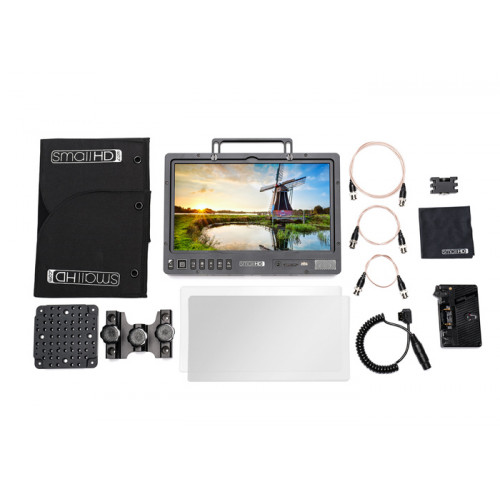 "SmallHD 1303 13"" HDR Production Monitor Kit - Gold Mount"